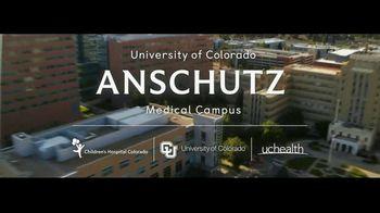 University of Colorado Anschutz Medical Campus TV Spot, 'This Is Breakthrough' - Thumbnail 9