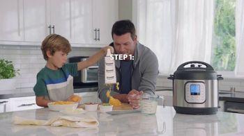 Instant Pot TV Spot, 'Mac & Cheese' - Thumbnail 2