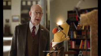 Farmers Insurance TV Spot, 'Sesame Street: One' Featuring J. K. Simmons