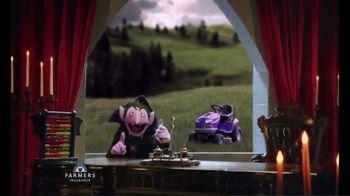 Farmers Insurance TV Spot, 'Sesame Street: One' Featuring J. K. Simmons - Thumbnail 4