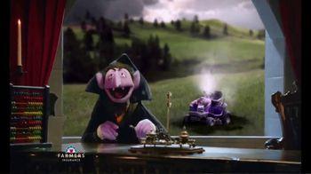 Farmers Insurance TV Spot, 'Sesame Street: One' Featuring J. K. Simmons - Thumbnail 5