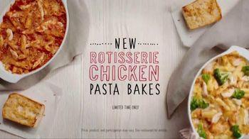 Boston Market Rotisserie Chicken Pasta Bakes TV Spot, 'Big Pasta House' - Thumbnail 7