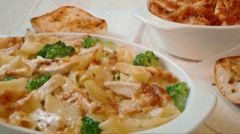 Boston Market Rotisserie Chicken Pasta Bakes TV Spot, 'Big Pasta House' - Thumbnail 4