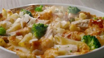 Boston Market Rotisserie Chicken Pasta Bakes TV Spot, 'Big Pasta House'