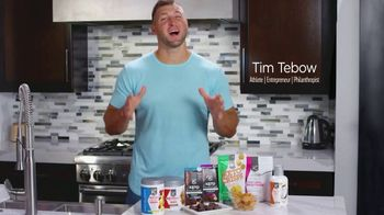 KetoLogic TV Spot, 'Keto 30 Challenge: Perform at My Peak' Featuring Tim Tebow - 180 commercial airings
