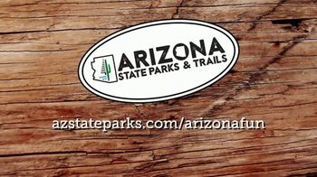 Arizona State Parks & Trails TV Spot, 'Fall into Arizona' - Thumbnail 7