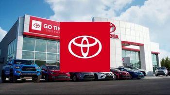 Toyota Go Time Sales Event TV Spot, 'Go Big' [T2] - Thumbnail 2