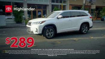Toyota Go Time Sales Event TV Spot, 'Go Big' [T2] - Thumbnail 5