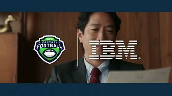 IBM Watson TV Spot, 'Problems With ESPN Fantasy Football Injuries?' - Thumbnail 7