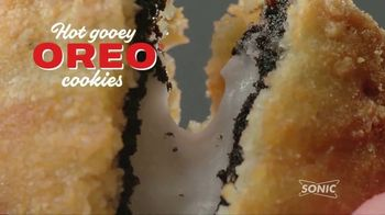 Sonic Drive-In Oreo A La Mode TV Spot, 'Together at Last' - Thumbnail 3
