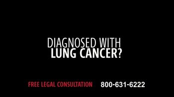 Pintas & Mullins Law Firm TV Spot, 'Lung Cancer' Featuring Ving Rhames - Thumbnail 4