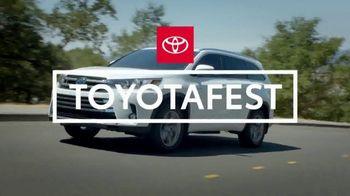 Toyotafest TV Spot, 'Family of Seven' [T2] - Thumbnail 1