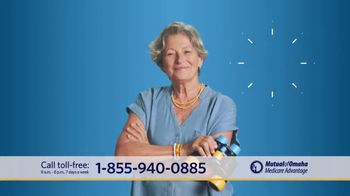 Mutual of Omaha Medicare Advantage TV Spot, 'All-In-One Plans' Song by GG Riggs