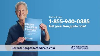 Mutual of Omaha Medicare Advantage TV Spot, 'All-In-One Plans' Song by GG Riggs - Thumbnail 3