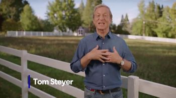 Tom Steyer 2020 TV Spot, 'The Right Thing' - Thumbnail 1