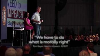 Tom Steyer 2020 TV Spot, 'The Right Thing' - Thumbnail 4