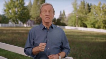 Tom Steyer 2020 TV Spot, 'The Right Thing'