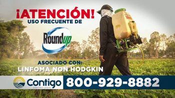 Contigo Centro Legal TV Spot, 'Alerta de Roundup' [Spanish]