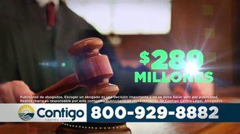 Contigo Centro Legal TV Spot, 'Alerta de Roundup' [Spanish] - Thumbnail 3