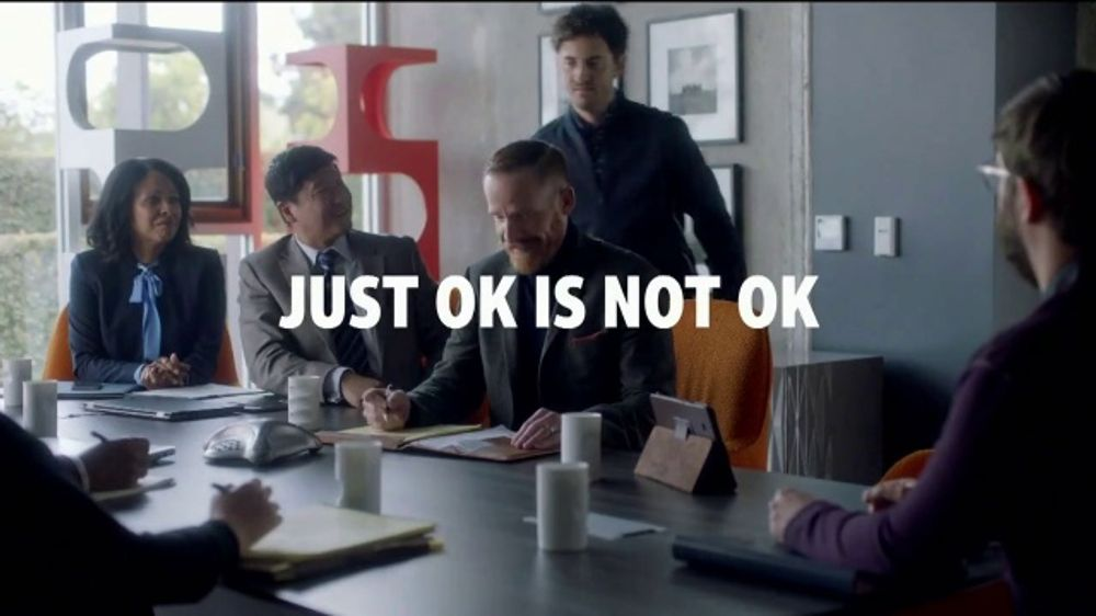 AT&T Wireless TV Commercial, 'OK: Translator: Spotify Premium' Featuring Marc Evan Jackson