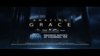 DIRECTV Cinema TV Spot, 'Amazing Grace' - Thumbnail 8