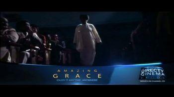 DIRECTV Cinema TV Spot, 'Amazing Grace' - Thumbnail 1