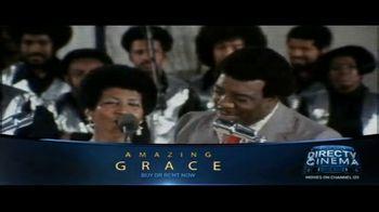 DIRECTV Cinema TV Spot, 'Amazing Grace' - Thumbnail 6