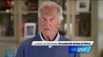 Relief Factor TV Spot, 'James' Featuring Pat Boone - Thumbnail 2
