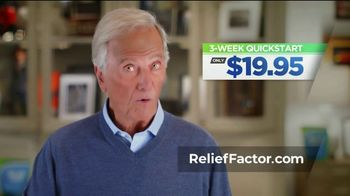 Relief Factor TV Spot, 'James' Featuring Pat Boone - Thumbnail 8