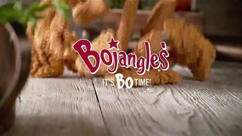 Bojangles' Chicken Supremes Snack TV Spot, 'Four Tenders and a Biscuit' - Thumbnail 8