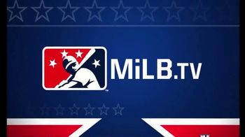 Minor League Baseball MiLB.TV TV Spot, 'Everything They've Got' - Thumbnail 2