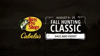 Bass Pro Shops Fall Hunting Classic Sale and Event TV Spot, 'It's Your Season' - Thumbnail 8