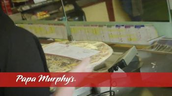 Papa Murphy's Pizza TV Spot, 'Cooked Right on Your Barbeque' - Thumbnail 5