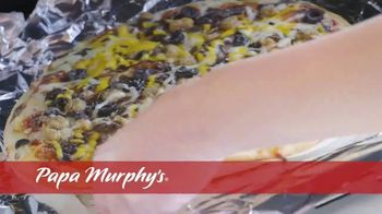 Papa Murphy's Pizza TV Spot, 'Cooked Right on Your Barbeque' - Thumbnail 7