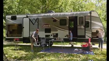 Camping World Back to Camping Sales Event TV Spot, 'Don't Hit the Books Yet: Travel Trailers and Chairs'