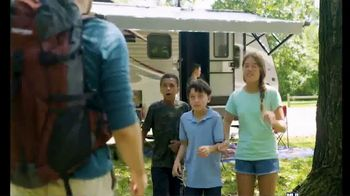 Camping World Back to Camping Sales Event TV Spot, 'Don't Hit the Books Yet: Travel Trailers and Chairs' - Thumbnail 3