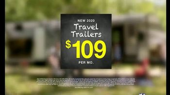 Camping World Back to Camping Sales Event TV Spot, 'Don't Hit the Books Yet: Travel Trailers and Chairs' - Thumbnail 5