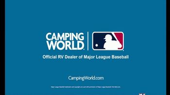 Camping World Back to Camping Sales Event TV Spot, 'Don't Hit the Books Yet: Travel Trailers and Chairs' - Thumbnail 7