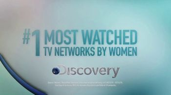 Discovery Communications TV Spot, 'Most Watched by Women'