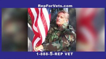 The Rep for Vets TV Spot, 'Freedom Is Never Free'