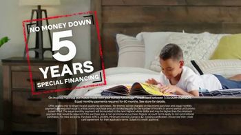 Ashley HomeStore Black Friday in July Sale TV Spot, 'Last Chance: Five Years Special Financing' - Thumbnail 4