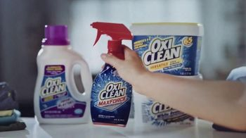 OxiClean Max Force TV Spot, 'The Vanishing Act' - Thumbnail 3