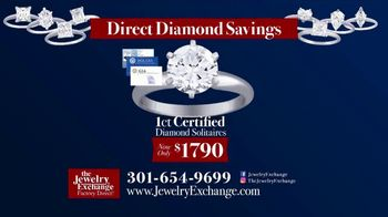 Jewelry Exchange TV Spot, 'The Forever Gift: GIA Diamonds'