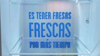 Ziploc Storage TV Spot, 'Fresas frescas' [Spanish] - Thumbnail 7