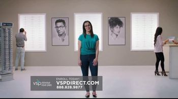 VSP Individual Vision Plan TV Spot, 'New Glasses, New Outlook' - Thumbnail 9