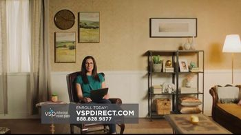 VSP Individual Vision Plan TV Spot, 'New Glasses, New Outlook' - Thumbnail 2