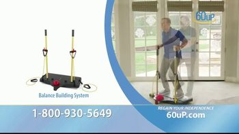 60uP Balance Building System TV Spot, 'Get Your Independence Back' Featuring Bob Eubanks - Thumbnail 2