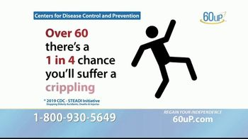 60uP Balance Building System TV Spot, 'Get Your Independence Back' Featuring Bob Eubanks - Thumbnail 3