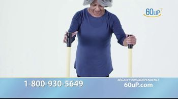 60uP Balance Building System TV Spot, 'Get Your Independence Back' Featuring Bob Eubanks - Thumbnail 6