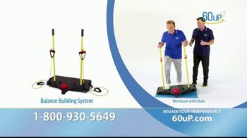 60uP Balance Building System TV Spot, 'Get Your Independence Back' Featuring Bob Eubanks - Thumbnail 7